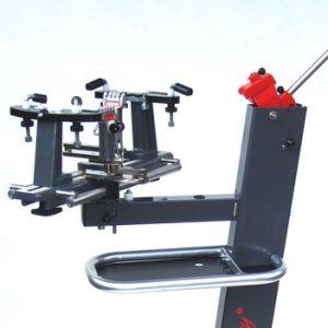Hebel-arm-Maschinen auf Fuss